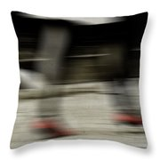 Pass Me By Throw Pillow