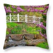 Passerelle Throw Pillow