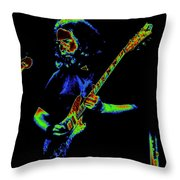 Passing The Test Throw Pillow