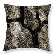 Passionate Autumn Throw Pillow