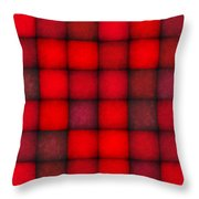 Passionate Reds Decor Throw Pillow
