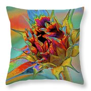 Past Summers Throw Pillow