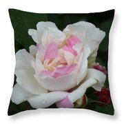 Pastel Summer Dream Throw Pillow