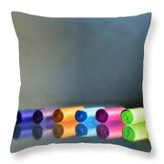 Pastelz Throw Pillow
