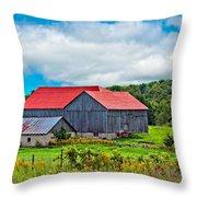 Pastoral Ontario 2 Throw Pillow