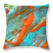 Pastoso Throw Pillow
