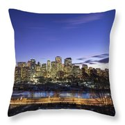 Path Of Glory Throw Pillow