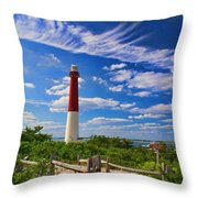 Path To The Light Throw Pillow