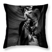 Path To The Underworld Throw Pillow