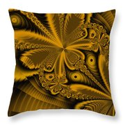 Paths Of Possibility Throw Pillow