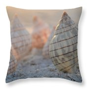 Patience And Faith Throw Pillow