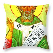 Patrick Throw Pillow