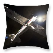 Patrol Throw Pillow