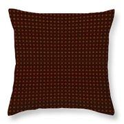 Pattern 8 Spots Throw Pillow