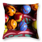 Pattern Overload Throw Pillow