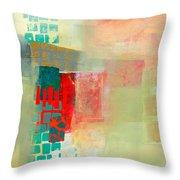 Pattern Study #2 Throw Pillow