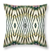 Patterned After Nature II Throw Pillow