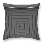 Patterned Wall Throw Pillow