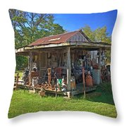 Patterson Place 1 Throw Pillow