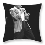 Paul Anka Throw Pillow