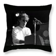 Paul Mccartney - Magical Piano Throw Pillow