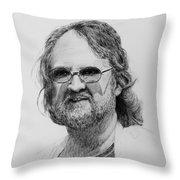 Paul Rebmann Throw Pillow