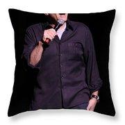 Comedian Paul Resier Throw Pillow