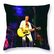 Paul Rodgers Throw Pillow