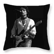 Paul Singing About Love Throw Pillow