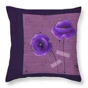 Pavot - S02c09b Throw Pillow