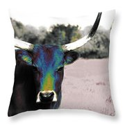 Pazzo Throw Pillow