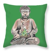 Peace And Goodwill One Throw Pillow