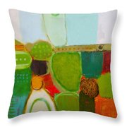 Peace And Joy 4 Throw Pillow