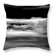 Peace And Tranquility Throw Pillow
