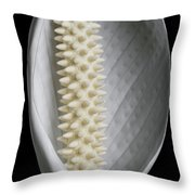 Peace Lily #2 Throw Pillow