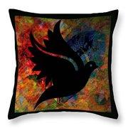 Peace Series Xi Throw Pillow