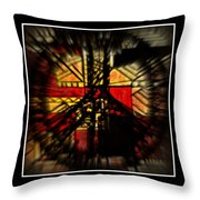 Peace Series Xx Throw Pillow