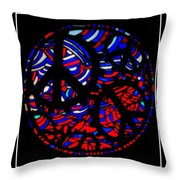 Peace Series Xxii Throw Pillow