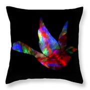 Peace Series Xxvii Throw Pillow