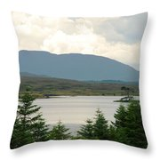 Peaceful And Serene Throw Pillow