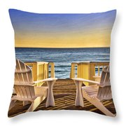 Peaceful Seclusion Throw Pillow