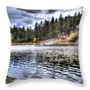 Peaceful Times Throw Pillow