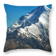 Chandrabhaga Peak 13  Throw Pillow
