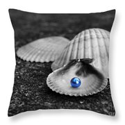 Pearls Of Wisdom II Throw Pillow
