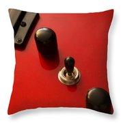 Peavey Guitar - 1 Throw Pillow