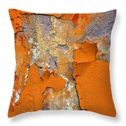 Pedimento Throw Pillow