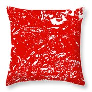 Pele - Goddess Of Fire 1 Throw Pillow