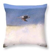 Pelican 3915 Throw Pillow