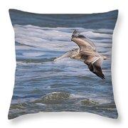 Pelican 4081 Throw Pillow