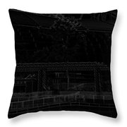 Pencil - Office Of The Singapore River Cruise Of The Marina Bay Sands Hot Throw Pillow
